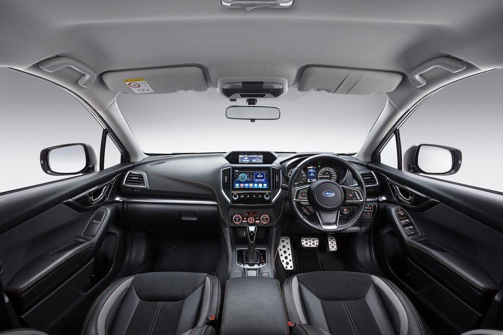 2021 Subaru XV 2.0i-P