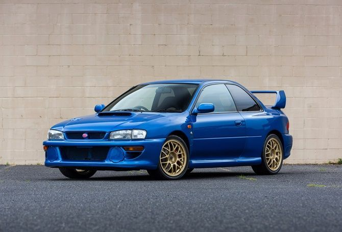 Car Culture JDM Is Not What It Used To Be Subaru 22b Wrx STi