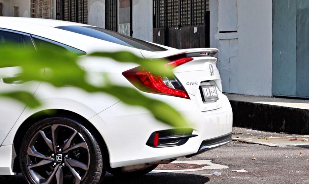 2021 Honda Civic 1.5 TC-P VTEC Turbo