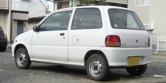 The Perodua Ativa Owes Its Heart To A Lineage Of Turbocharged Small Displacement Engines Daihatsu Mira