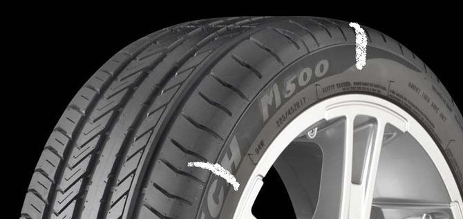 What Is Camber And Can You Have Too Much Of It Chalked Tyre
