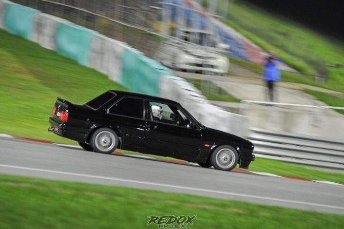 BMW E30 Sepang