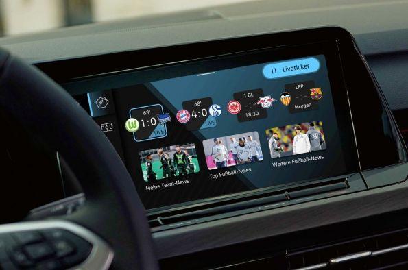 We Score app Volkswagen