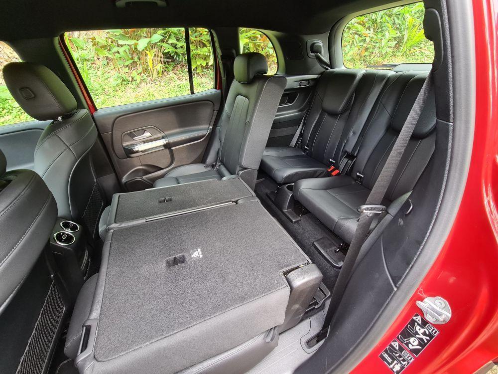 2021 GLB 200 7 seater