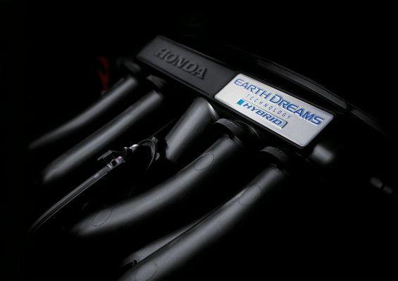 HR-V Sport Hybrid i-DCD dikuasakan dengan enjin 1.5L DOHC i-VTEC