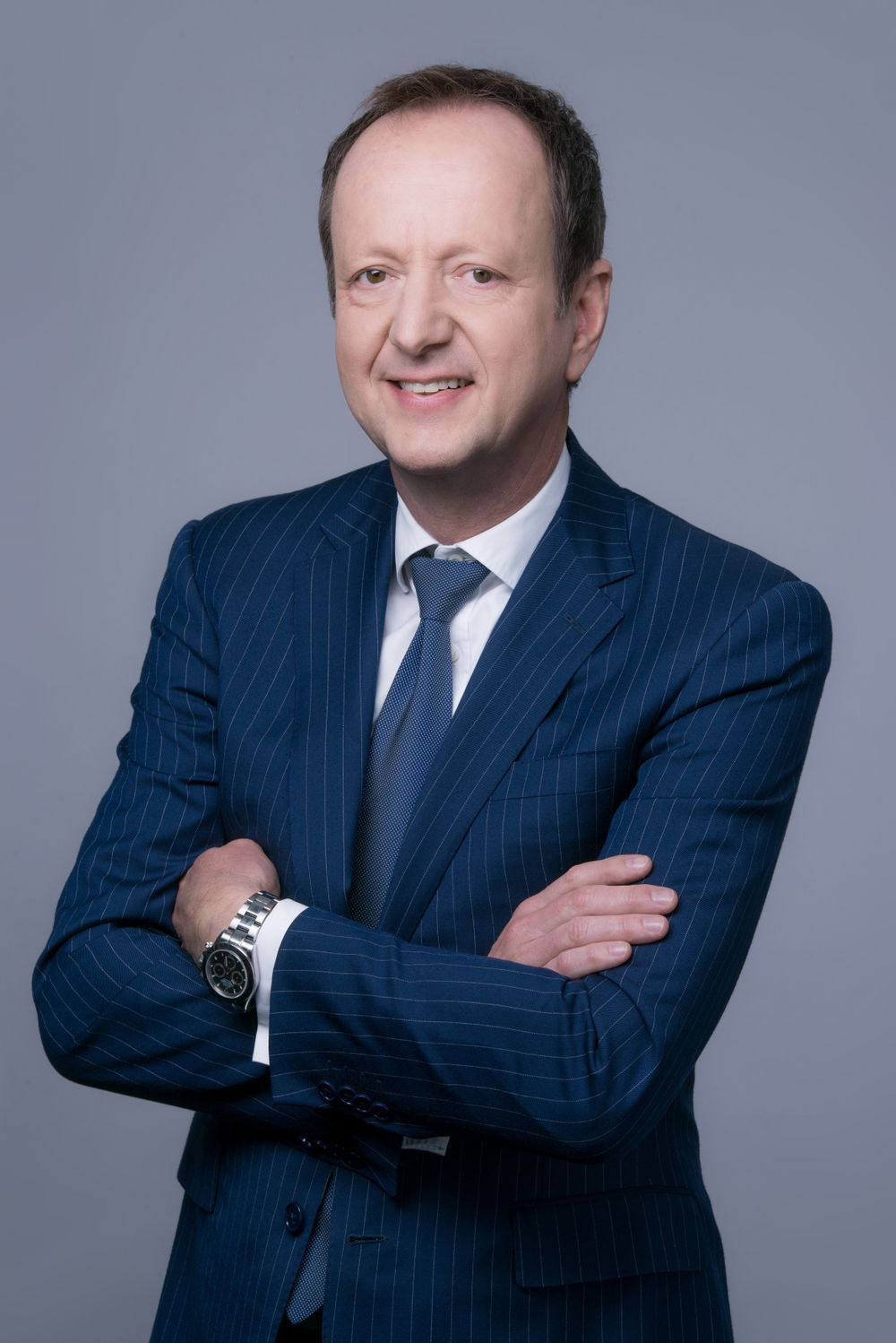 Hans de Vissier - incoming Managing Director and Chief Executive Officer for BMW Group Malaysia