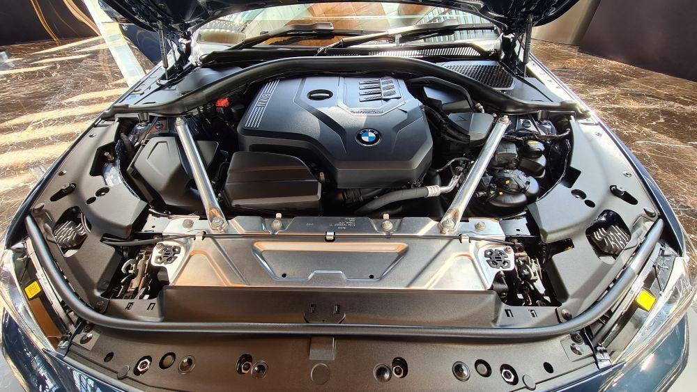 BMW 430i Coupé M Sport 2021, malaysia, enjin, transmisi