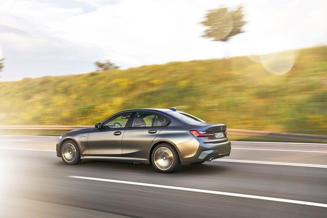 Everything You Need To Know About EVs And More BMW 330e