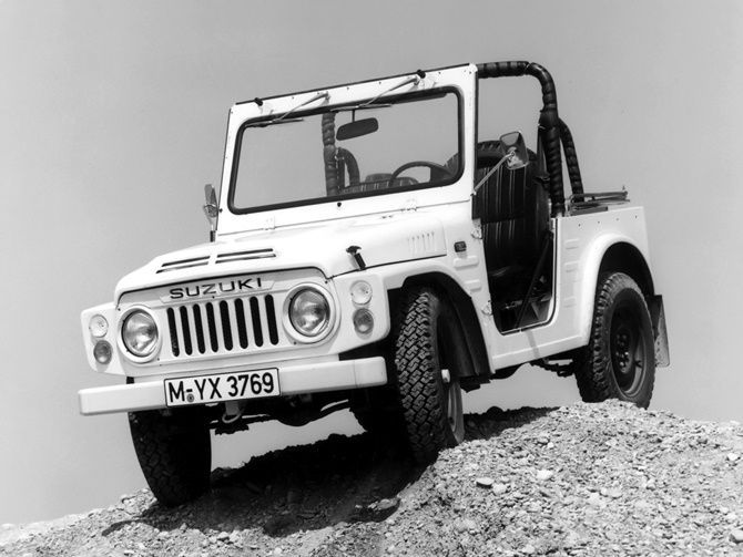 Five Reasons Why People Want The New Suzuki Jimny Right Now Classic 1970