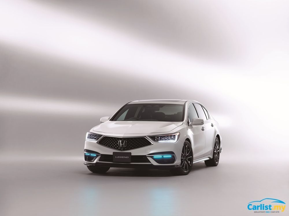 2021 Honda Legend EX With Honda Sensing Elite