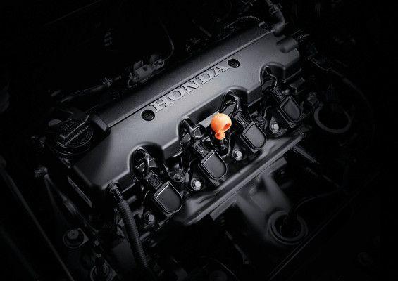 Enjin 1.8L SOHC i-VTEC yang dipasang pada varian E,V dan RS
