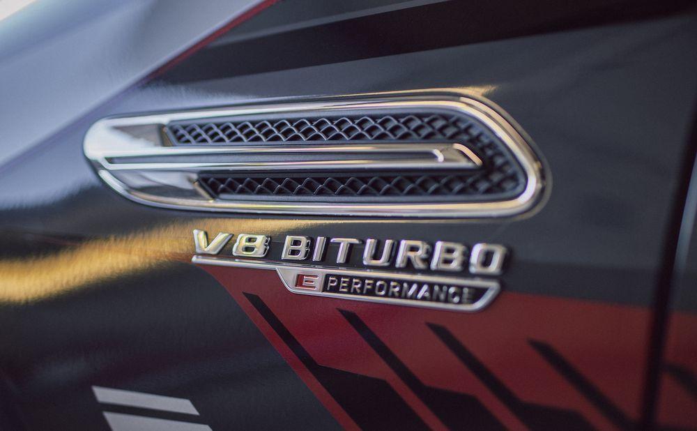 2021 Mercedes-AMG GT 73e 4-Door