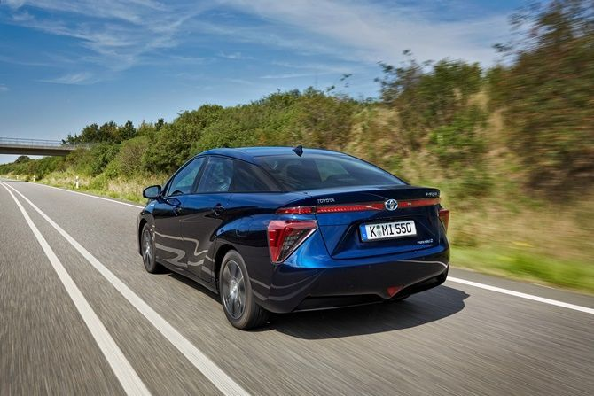 Everything You Need To Know About EVs And More Toyota Mirai