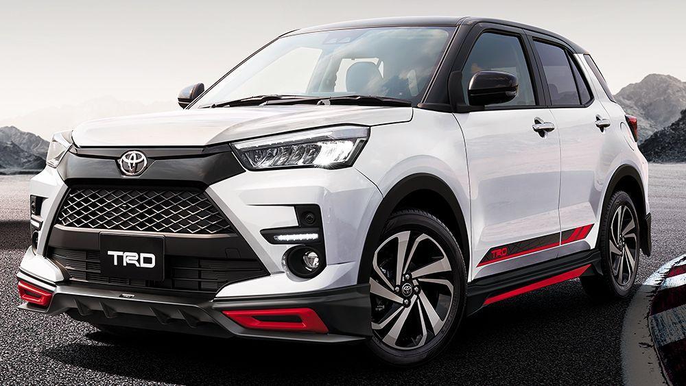 Perodua Ativa 2021, Daihatsu Rocky, Toyota Raize, D55L