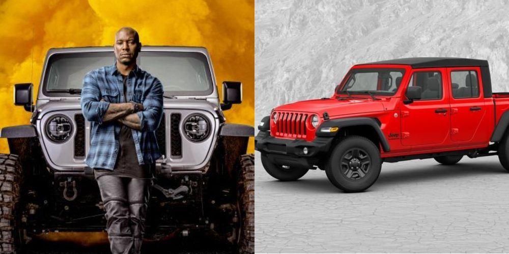 2020 Jeep Gladiator,fast and furious 9