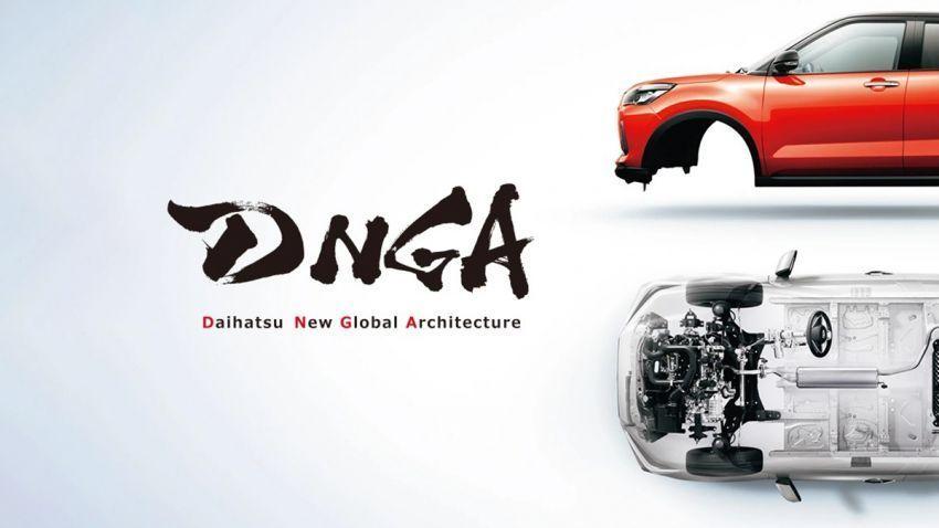 Daihatsu New Global Achitecture DNGA
