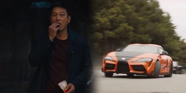 2020 Toyota Supra,Fast and Furious 9,Han