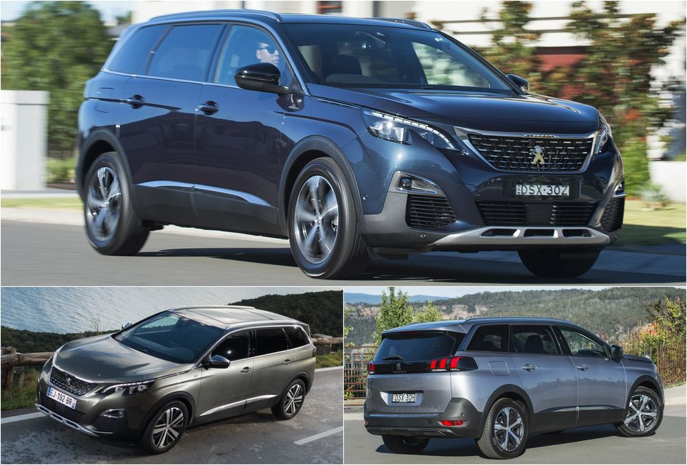Peugeot 5008 - Buying Guide - 7-Seater SUVs
