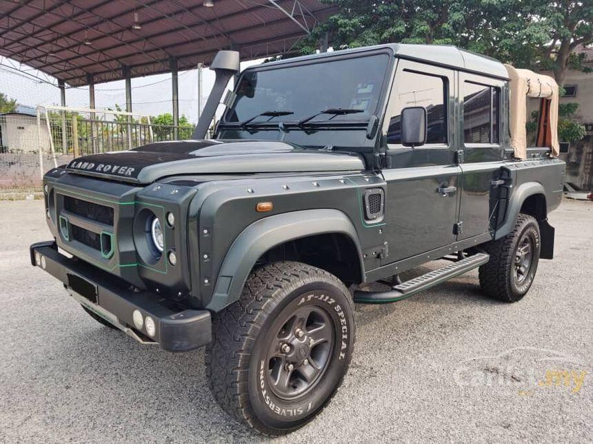 Land Rover Defender Kahn edition