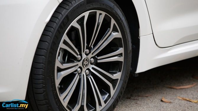 An Evergreen Experience Review 2020 Toyota Corolla 1.8 G Wheel