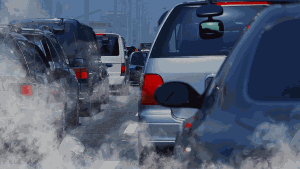 pencemaran udara,ekzos kereta,bahan kimia