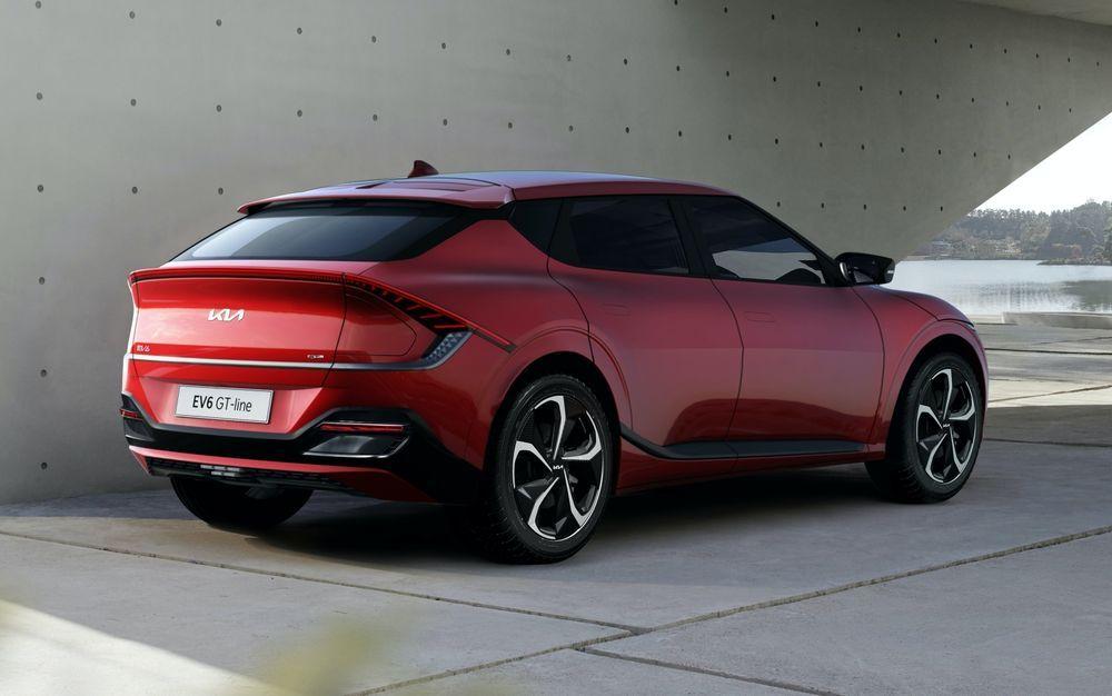 2021 Kia EV6 GT-Line