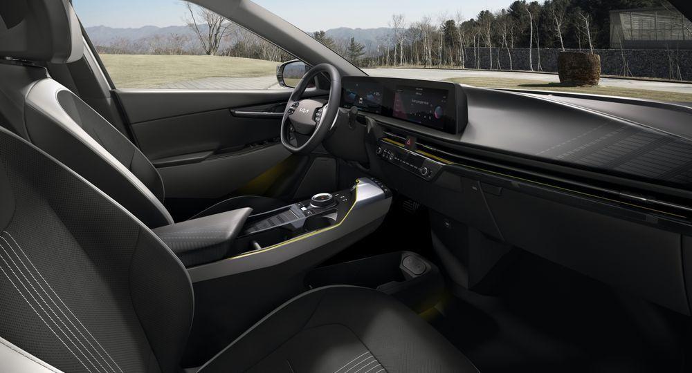 2021 Kia EV6 GT
