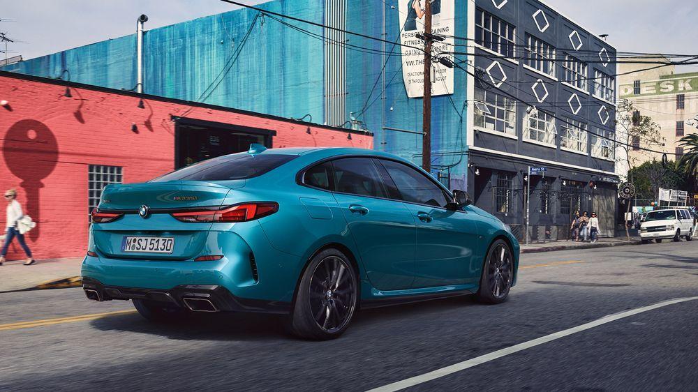 Dengan pengumuman harga baru ini, model 218i Gran Coupé kini bernilai bawah RM200,000