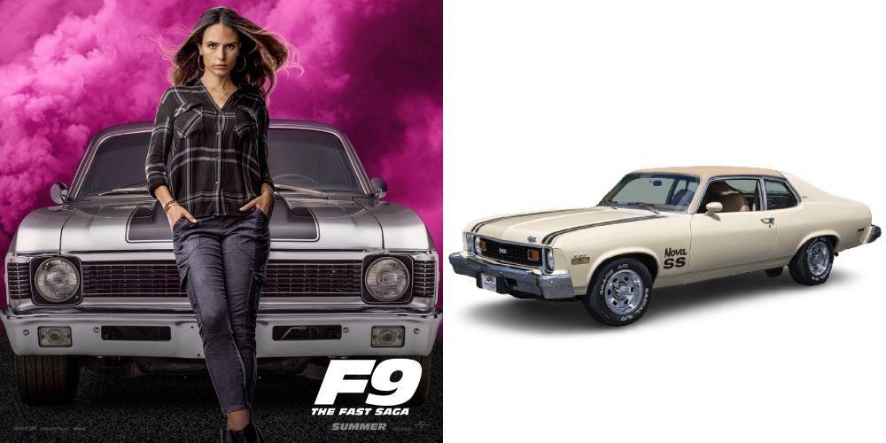 1974 Chevrolet Nova SS,Fast and Furious 9