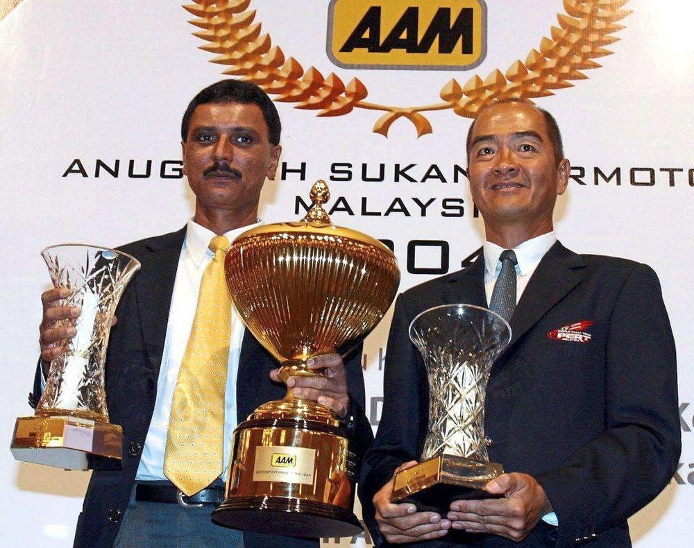 Karamjit Singh, flying sikh, allen oh, perlumbaan rali
