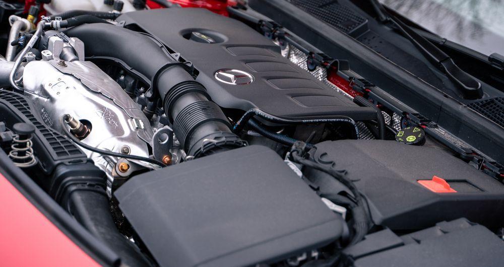 2021 Mercedes-Benz A 250 Sedan AMG-Line