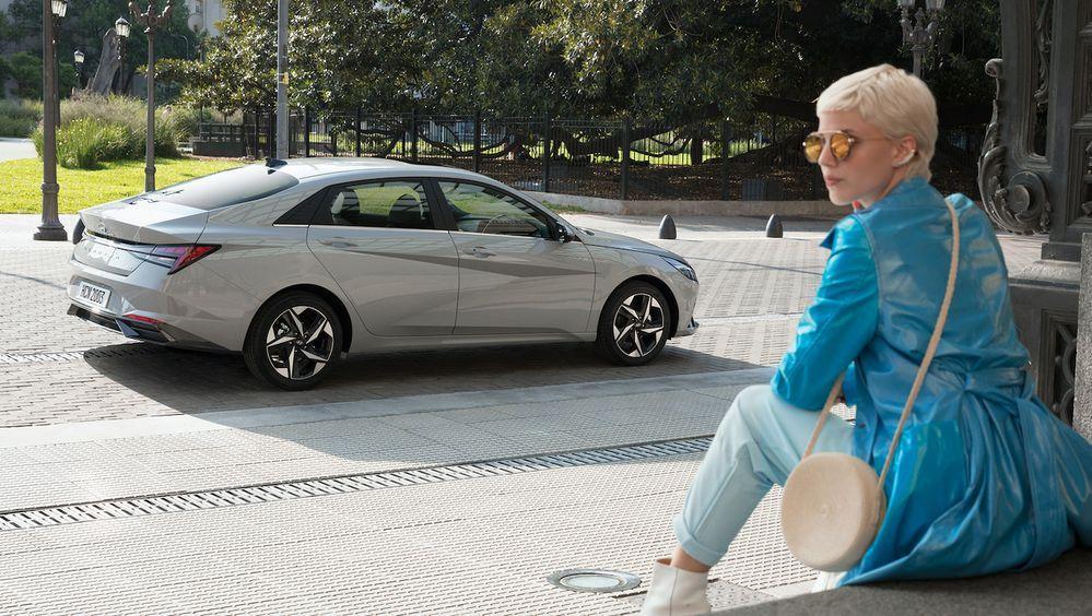 2021 Hyundai Elantra 1.6 Executive