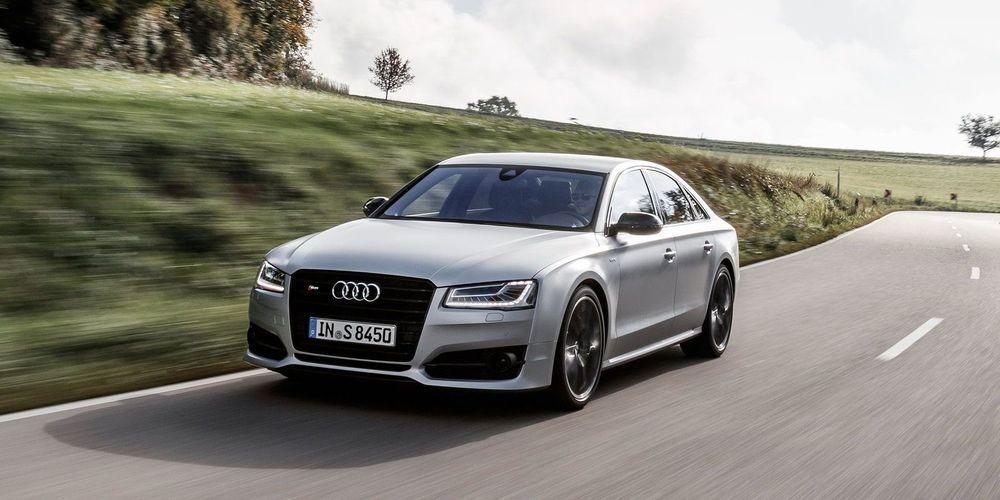 Sleepr car Audi
