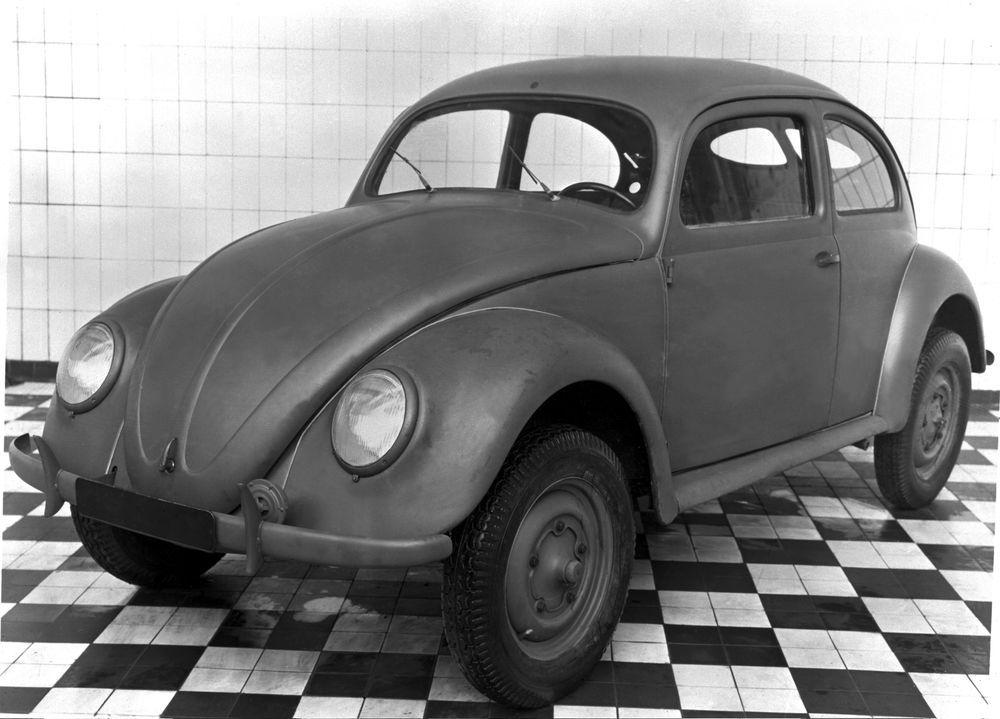 Volkswagen Beetle Type 1