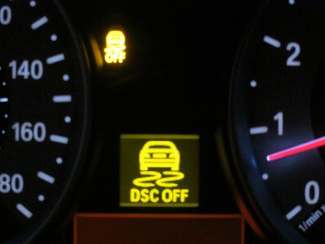 Do Car Mods Mess With Your Cars Safety Systems ESC Light BMW