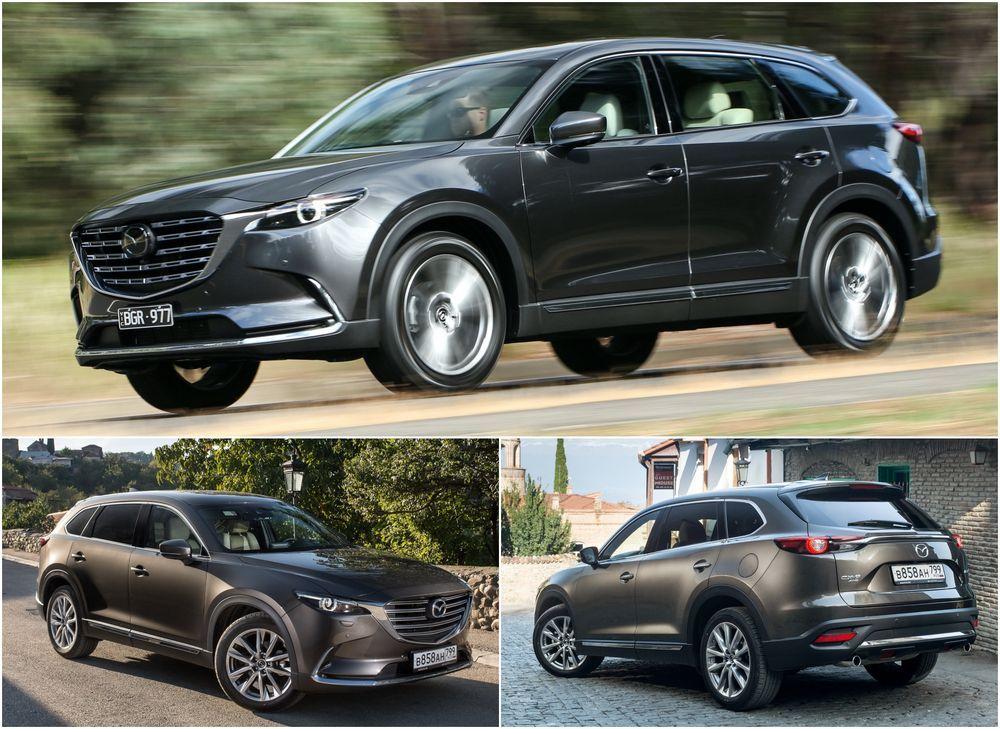 Mazda CX-9 - Buying Guide - 7-Seater SUVs