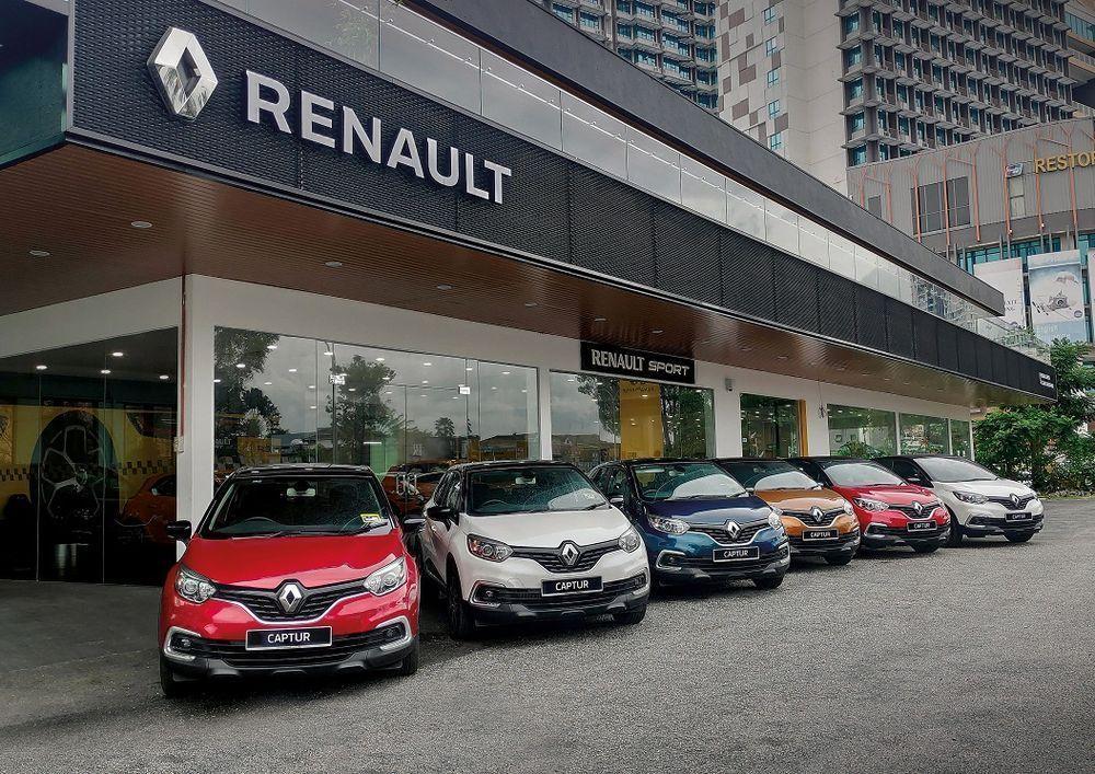 Renault Petaling Jaya