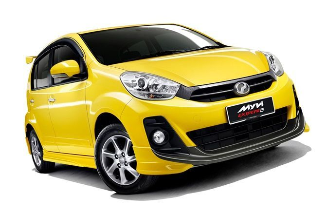 Car Culture JDM Is Not What It Used To Be Perodua myvi