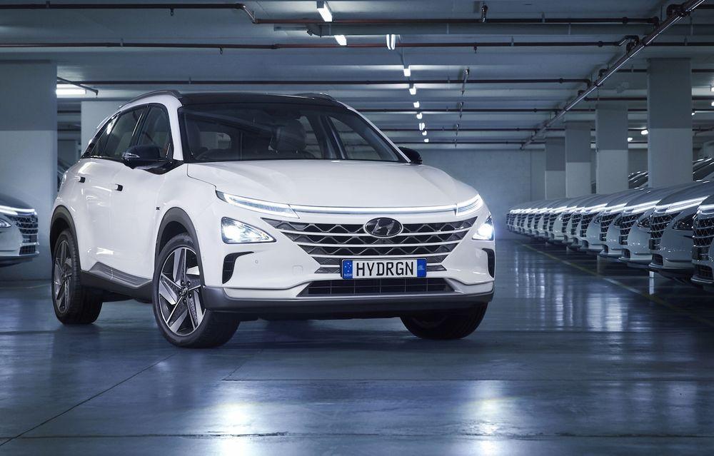 2020 Hyundai Nexo FCEV