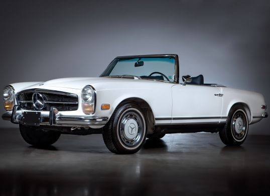 W113 Mercedes-Benz SL