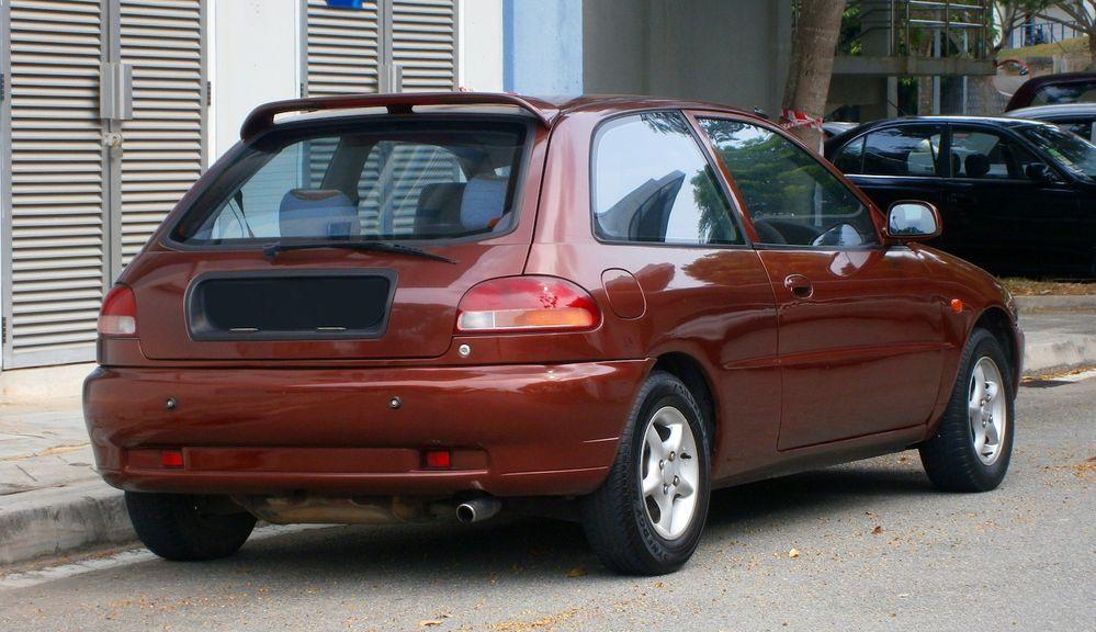 2002 Proton Satria 1.3GLi
