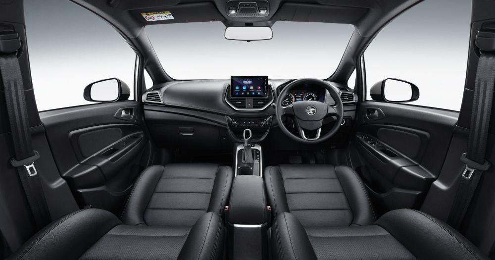 PROTON iriz,iriz facelift,iriz 2021,interior