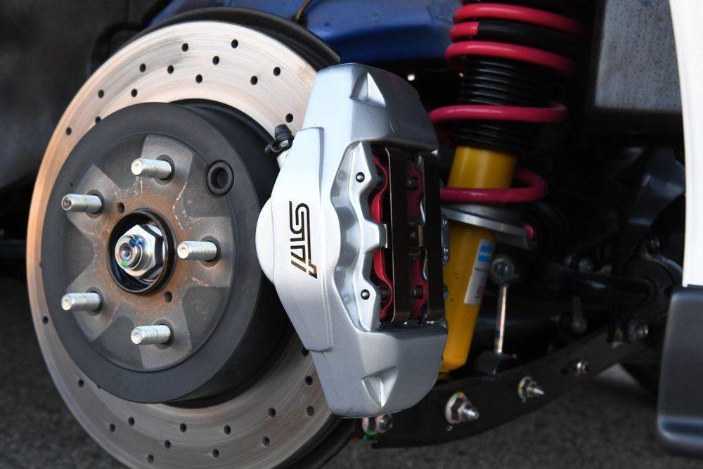 Coilover - Subaru