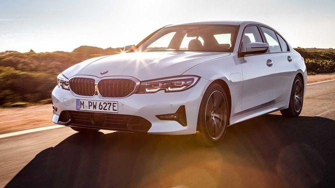 Petrol Prices On The Rise Do Hybrids Make Sense BMW 330e PHEV