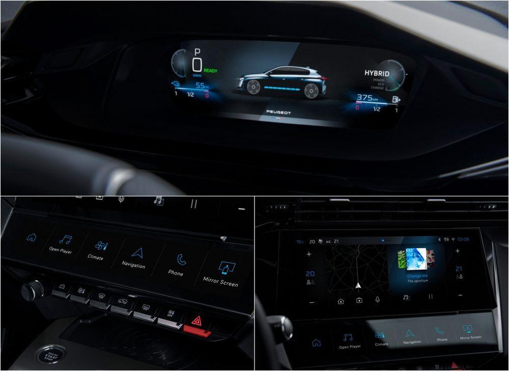 2022 Peugeot 308 GT Hybrid