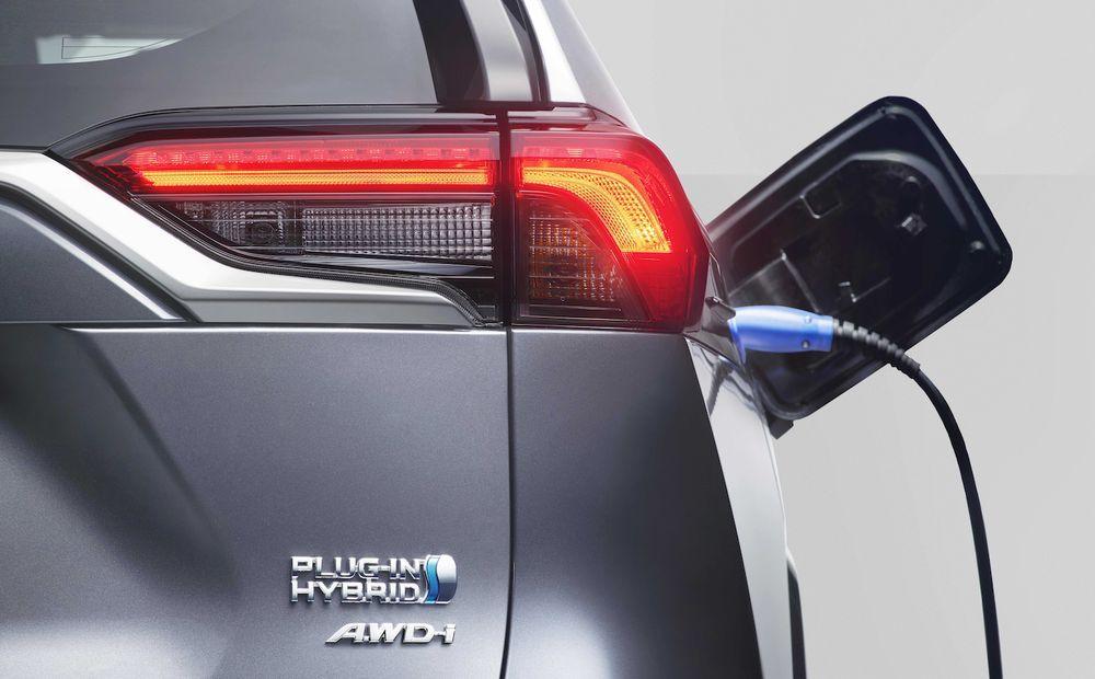 2019 Toyota RAV4 PHEV