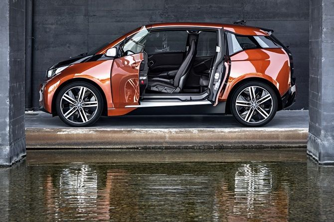 Everything You Need To Know About EVs And More BMW i3