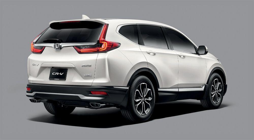 Honda CR-V,Malaysia,SUV,Segmen-C