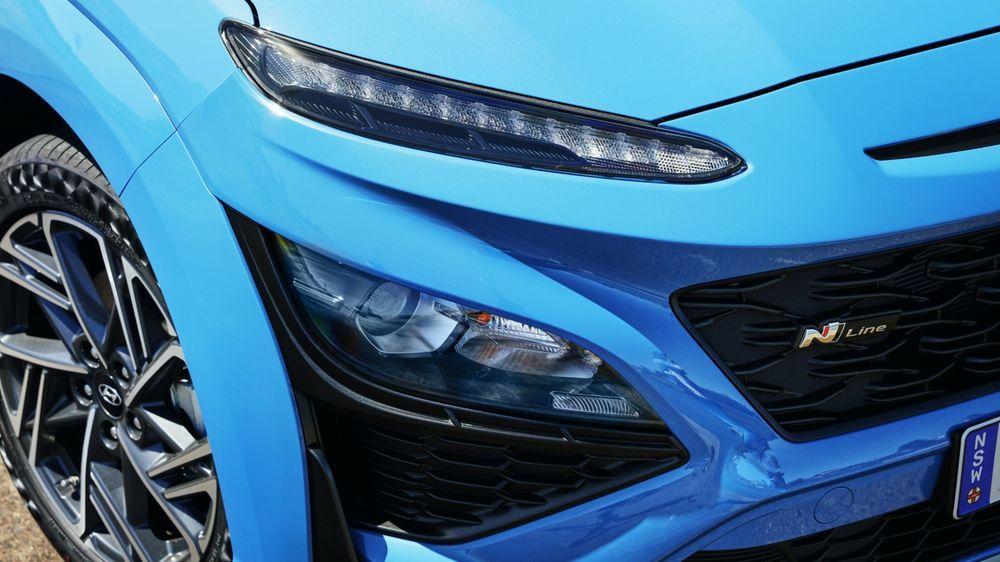 2020 Hyundai Kona - Facelift