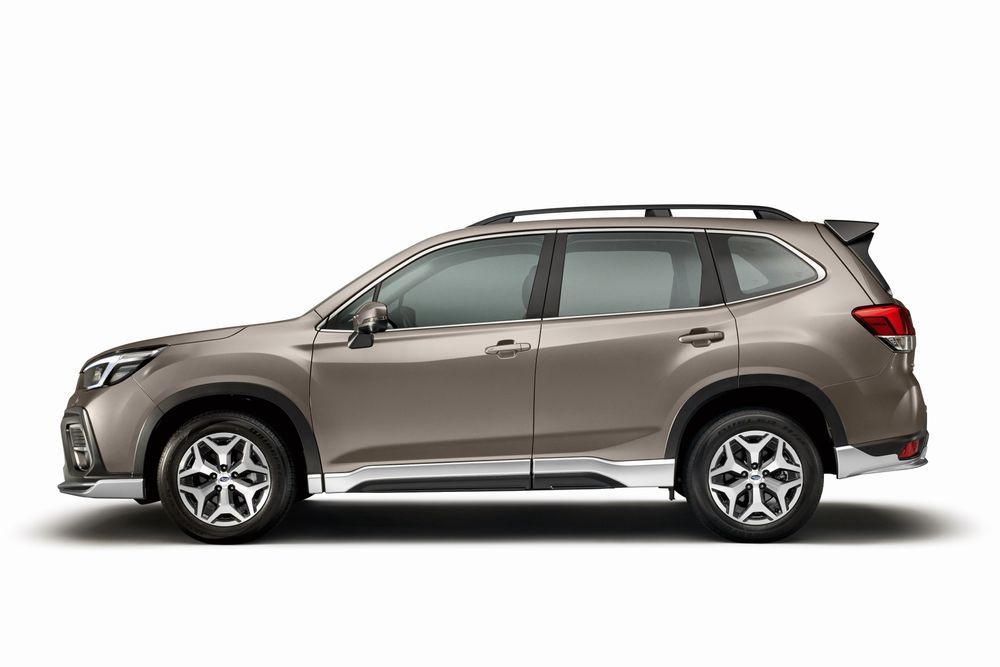 2021 Subaru Forester GT Lite Side Profile